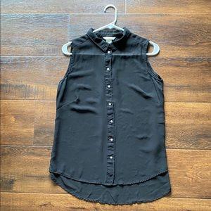 Lightweight Black H&M Top